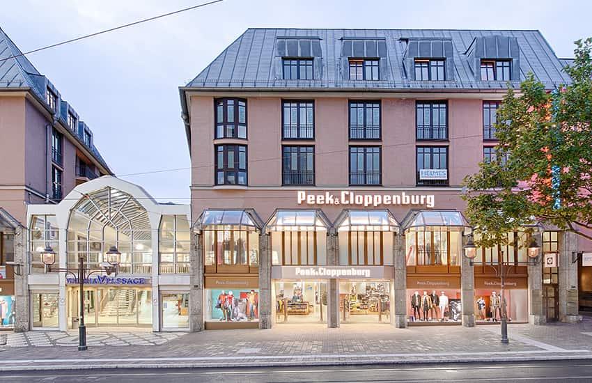 0aae0b7f6046fb Peek und cloppenburg frankfurt zeil sale. Öffnungszeiten. 2019-02-12